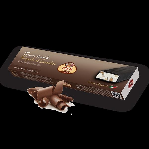 Ricoperto al cioccolato